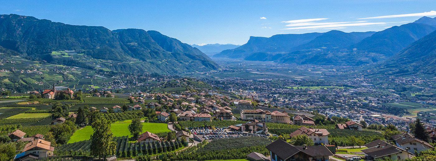 Unterkünfte im Meraner Land - Südtirol Hotel