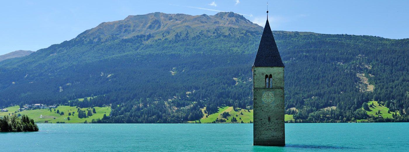 Unterkünfte im Vinschgau - Südtirol Hotel