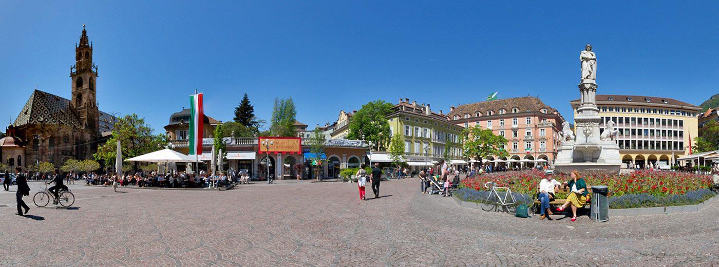 Südtirol Hotel Ferienregionen